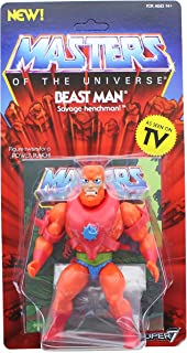 Super7 Masters of The Universe Vintage Collection Wave 2 | Beast Man