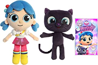 Aurora True and The Rainbow Kingdom Plush Dolls, True and Bartleby (Activity Pack Set)