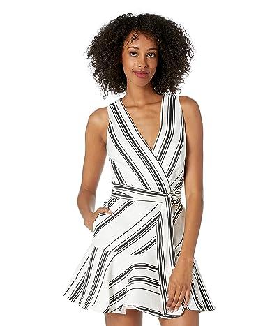 Ted Baker Aliicee Stripe Mini Dress