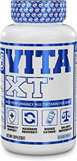 Sponsored Ad - VITA XT Multivitamin for Men - Elite Daily Mens Multivitamin Supplement with Chelated Minerals & Vitamins C...