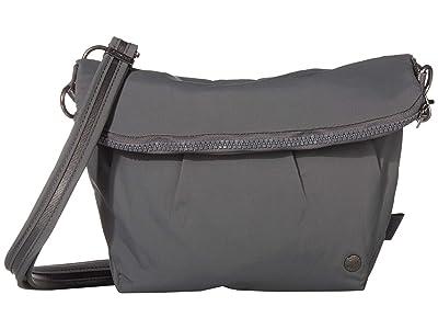 Pacsafe Citysafe CX Anti-Theft Convertible Crossbody (Econyl(r) Storm) Cross Body Handbags
