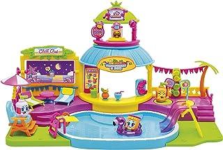 MOJIPOPS -  Pool Party con 2 exclusivas figuras MojiPops y variedad de accesorios , color/modelo surtido