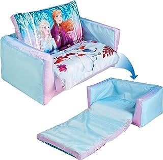 Disney Sofas, Azul, Altura: 26 cm Anchura: 68 cm Fondo: 105