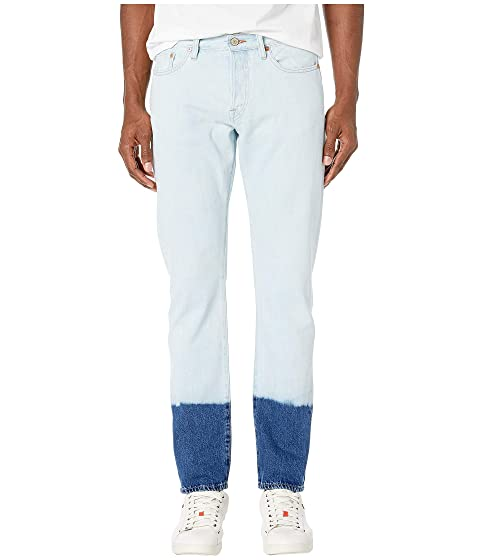 Paul Smith Tapered Fit Jeans Bleach