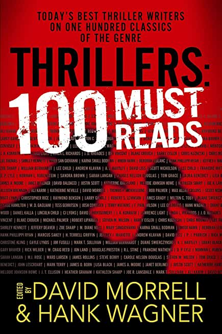 Thrillers: 100 Must-Reads (English Edition)