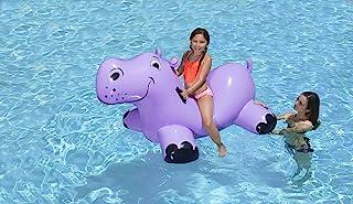 Poolmaster 81702 Swimming Pool Float Rider, Hippo