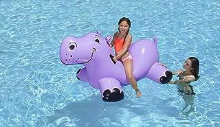 Poolmaster Swimming Pool Float Rider, Hippo