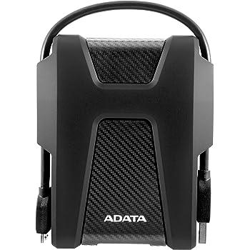 ADATA HD680 1TB Military-Grade Shock-Proof External Portable Hard Drive Black (AHD680-1TU31-CBK)