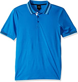 A I X Armani Exchange T-Shirts For Men, 3GZTFD, Blue, S