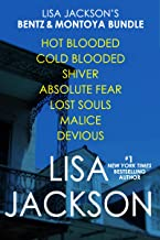 Lisa Jackson's Bentz & Montoya Bundle: Shiver, Absolute Fear, Lost Souls, Hot Blooded, Cold Blooded, Malice & Devious (A B...
