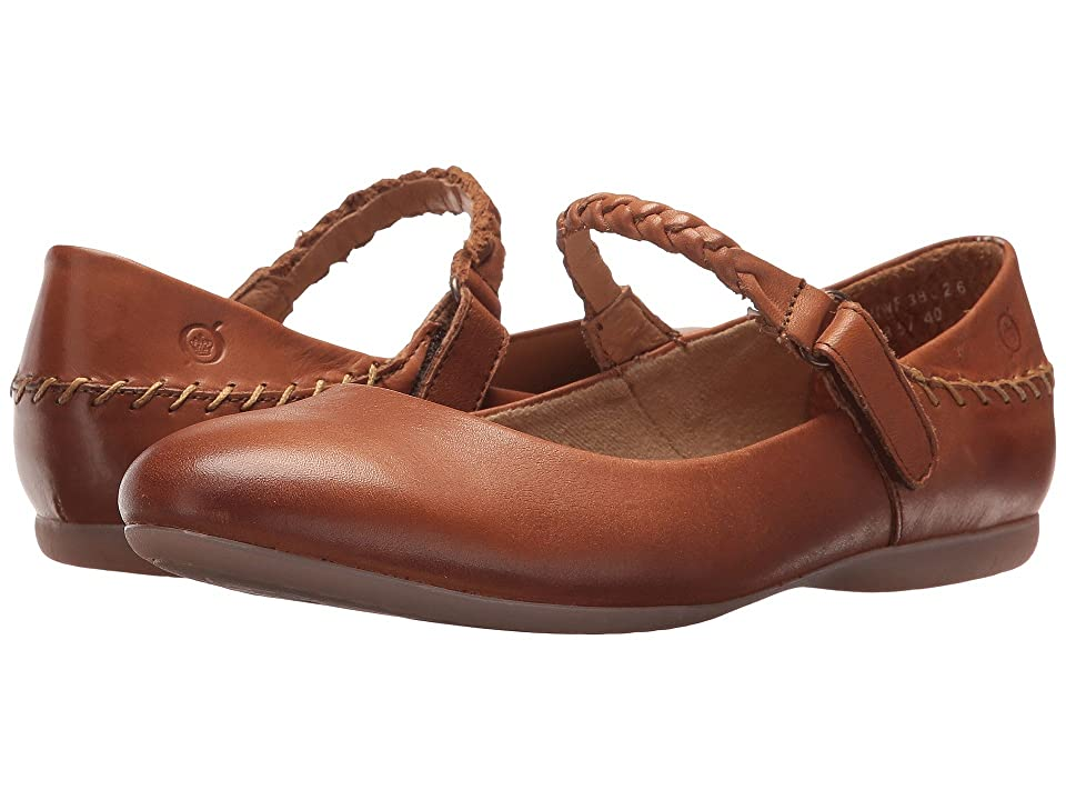 Born Maarten (Rust Full Grain Leather) Women