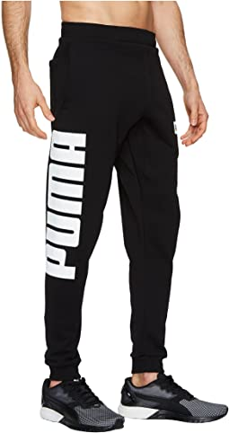 PUMA - Rebel Fleece Sweatpants