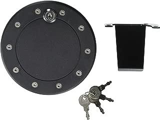 Pilot Automotive BBS1223CK Gas Tank Door Cover with Lock