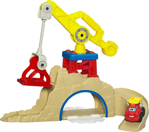 Tonka Chuck & Friends Fold 'N Go Construction Quarry