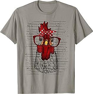 Best chicken bandana shirt Reviews