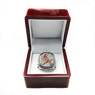 cardinals 2011 world series replica ring