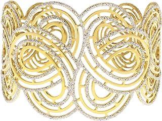 Stroili - Bracciale in argento 925 dorato e glitter per Donna