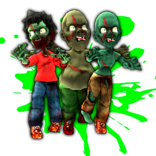 Oh no! Zombies alive - Zombie Survival Game - First-Person-Shooter