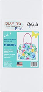 Bosal Midtown Bag Bottoms fusible, by The Yard