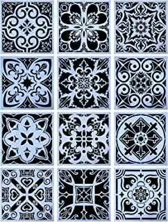 Best extra large stencils for floors Reviews