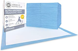 American Kennel Club Pet Training and Puppy Pads, Regular...