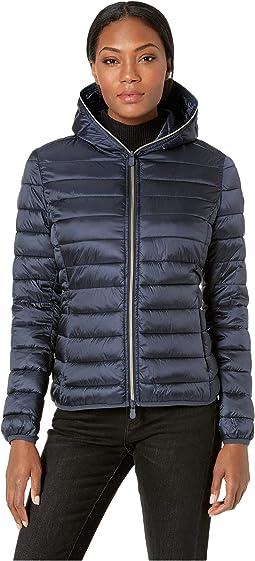 Iridescent Basic Nylon Jacket