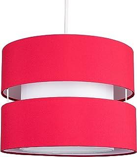 Amazon.es: cable rojo lampara techo