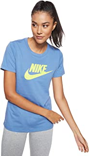 Nike Women's NSW TEE ESSNTL ICON FUTURA T-Shirt