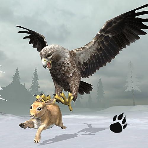 Snow Eagle Simulator