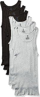 ملابس داخلية Hanes Ultimate للرجال Hanes Ultimate مصبوغة (أسود/رمادي)