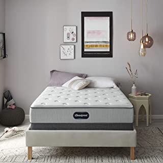 beautyrest plush mattress