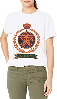 OBEY Clothing Women's PRODIGY Choice SS TEE