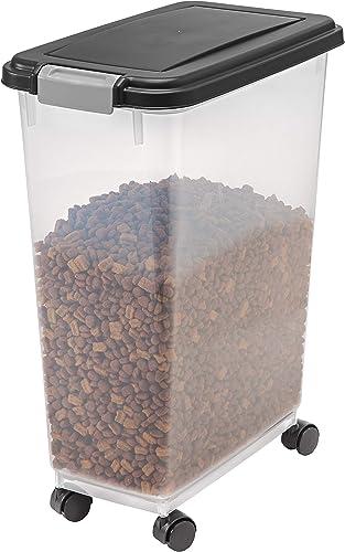 IRIS USA Airtight Pet Food Storage Container