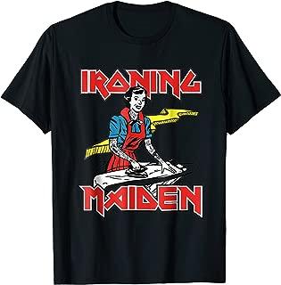 Ironing Maiden T-Shirt