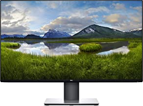 """DELL UltraSharp U3219Q LED display 80 cm (31.5"""") 4K Ultra HD Flat Matt Black,Silver"""