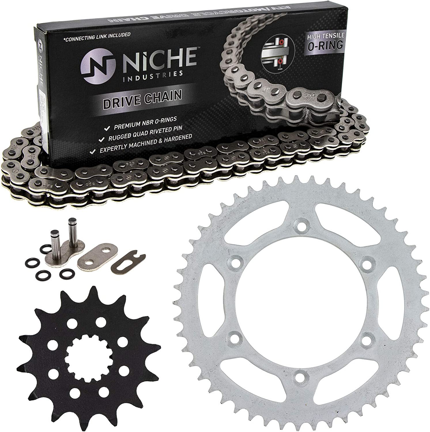 IMS Factory outlet 1 Set of Sprocket Chain YZ250 Yamaha with YZ400F Compatible Same day shipping