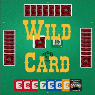 Wild Card - A Game of Chance and Strategy