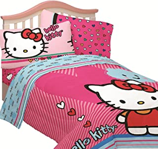 Best hello kitty twin bed sets Reviews