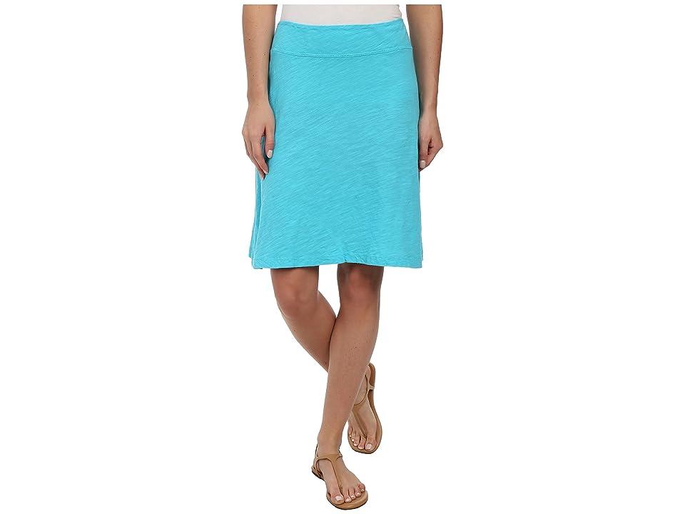 Fresh Produce Marina Skirt (Luna Turquoise) Women