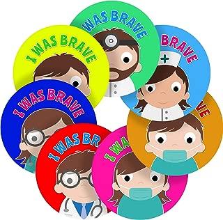 I was Brave Reward Sticker Labels, 70 Stickers @ 1