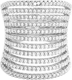 Best multi row band rings Reviews