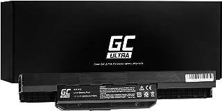 Green Cell® ULTRA Serie Batería para Asus X54HR-SX203-Z2 Ordenador (Las Celdas Originales Panasonic, 6800mAh, Negro)