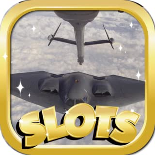 777 Slots Free : Air Force Yatzer Edition - Wheel Of Fortune Slots, Deal Or No Deal Slots, Ghostbusters Slots, American Buffalo Slots, Video Bingo, Video Poker And More!