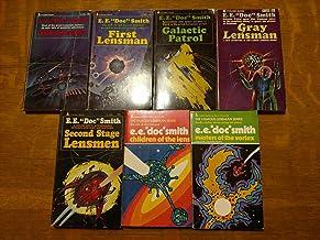 Complete Lensman Series (Triplanetary, First Lensman, Galactic Patrol, Gray Lensman, Second Stage Lensman, Children of the Lens, Masters of the Vortex)