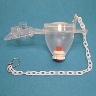 AM Conservation Group, Inc. B6025 Simply Conserve Adjustable Water Saving Toilet Flapper