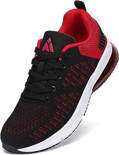 Mishansha Air Chaussures de Sport Homme Femme Respirante Chaussures de Course,Coussin d'air Chaussures,36-46EU