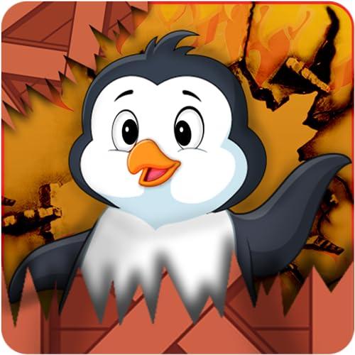 Penguin Quest Box: cubo de rescate de mascotas