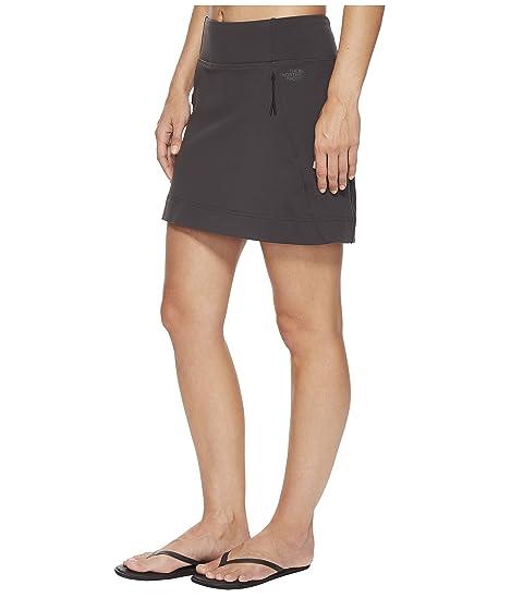 Asphalt Face The Motivation North Skort Knit Grey Cpqw6Xqx