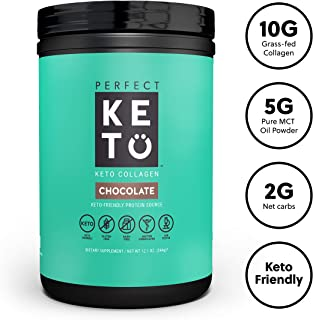 Best keto and collagen powder Reviews