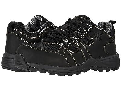 Drew Canyon (Black Leather) Men